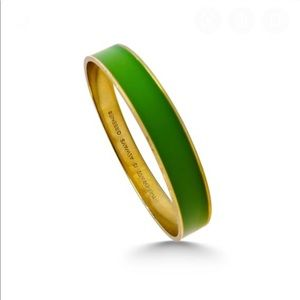 KATE SPADE The Grass Is Always Greener Bangle